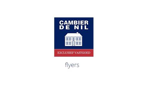 Cambier De Nil - Flyers