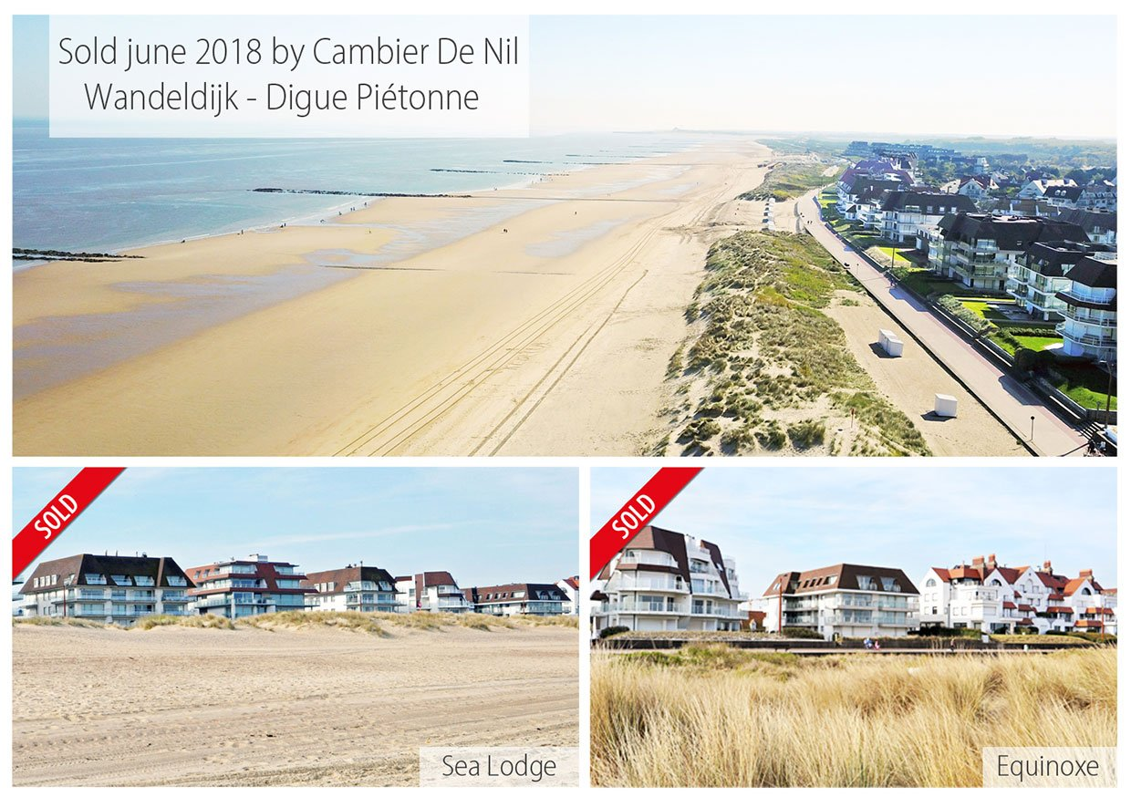 Cambier De Nul - Sold in june 2018
